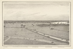 Panorama of Calcutta. Section 1